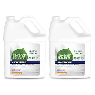 Seventh Generation Professional All Purpose Cleaner Refill 2 x 3.78 l -