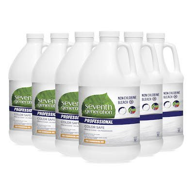 Seventh Generation Professional Non Chlorine Bleach 6 x 1.9 l - Sold in a convenient 1.9 l size