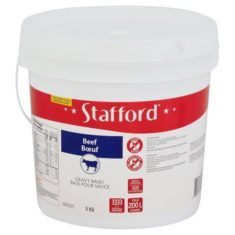 Stafford® Beef Gravy Base 1 x 5 kg -