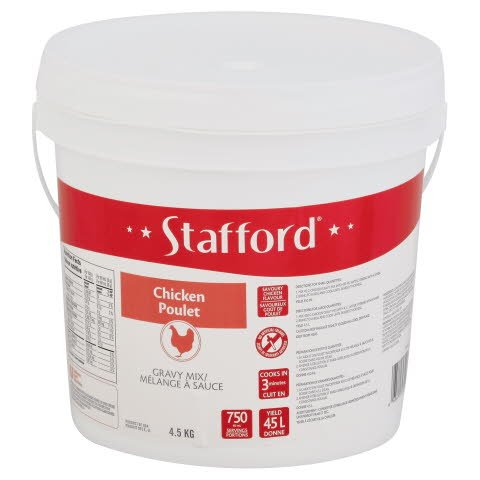 Stafford® Chicken Gravy Mix 1 x 4.5 kg -