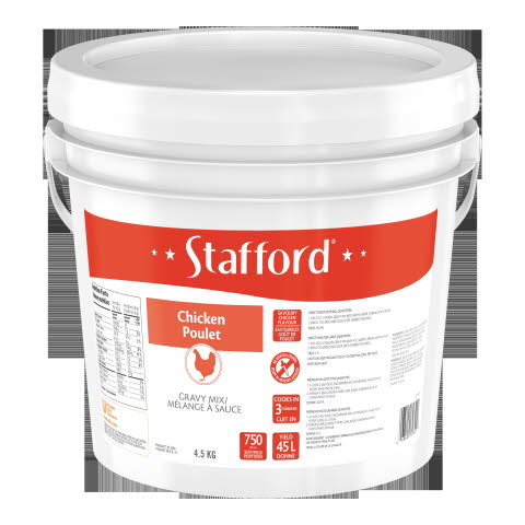 Stafford® Chicken Gravy Mix - 10068400031427