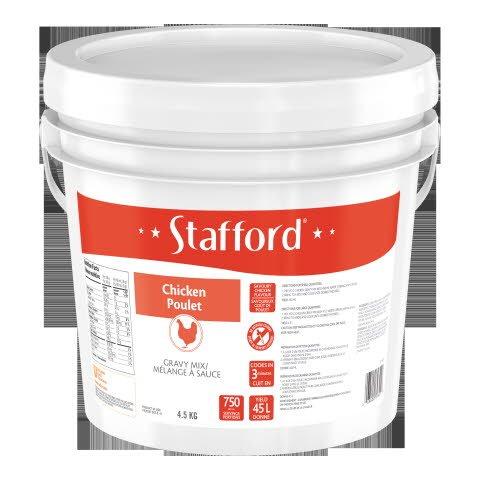 Stafford® Chicken Gravy Mix 6 x 432 gr -