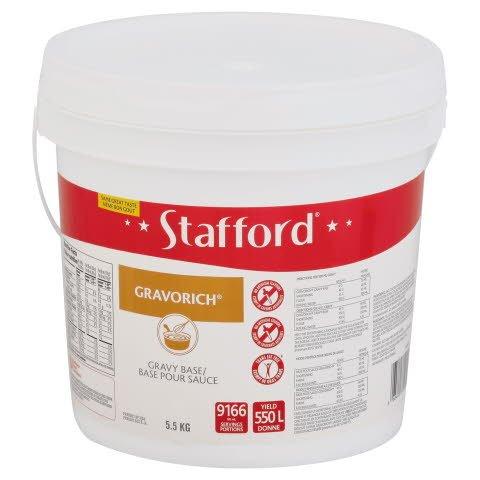 Stafford® Gravorich Gravy Base