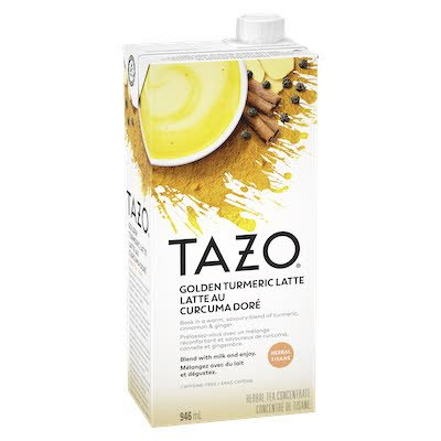 TAZO® Turmeric Golden Milk 6 x 946ml -