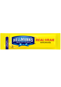 Hellmann's® Mayonnaise Stick Packets Real 0.38 ounce, 210 count - Hellmann's® Stick Packs are easy to open and easy to apply.