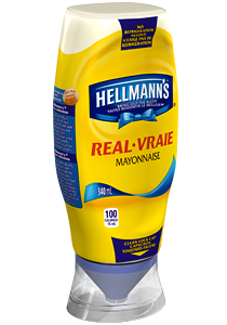 Hellmann's® Real Mayonnaise-Squeeze Bottles - 10068400550829