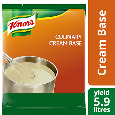 Knorr® Professional Culinary Cream 715 gr, Pack of 6  - Scratch white sauce can scorch.