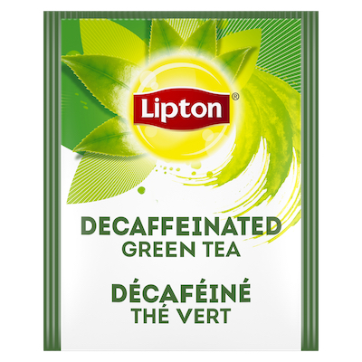 Lipton® Hot Tea Decaffeinated Green 6 x 28 bags -