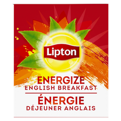 Lipton® Hot Tea English Breakfast 6 x 28 bags -