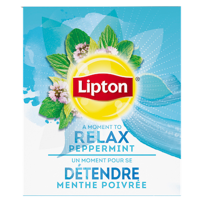 Lipton® Hot Tea Peppermint 6 x 28 bags -