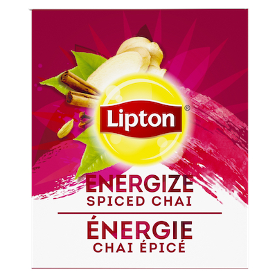 Lipton® Hot Tea Spiced Chai 6 x 28 bags -