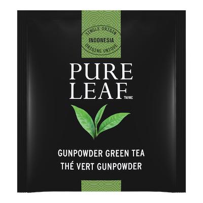 Pure Leaf® Hot Tea Green Gunpowder 6 x 25 bags - Pure Leafᵀᴹ Hot Teas match the careful craftsmanship of your menu.