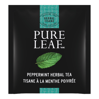 Pure Leaf® Hot Tea Peppermint 6 x 20 bags - Pure Leafᵀᴹ Hot Teas match the careful craftsmanship of your menu.