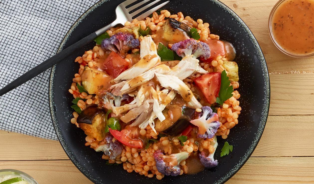 African Grain Salad – recipe