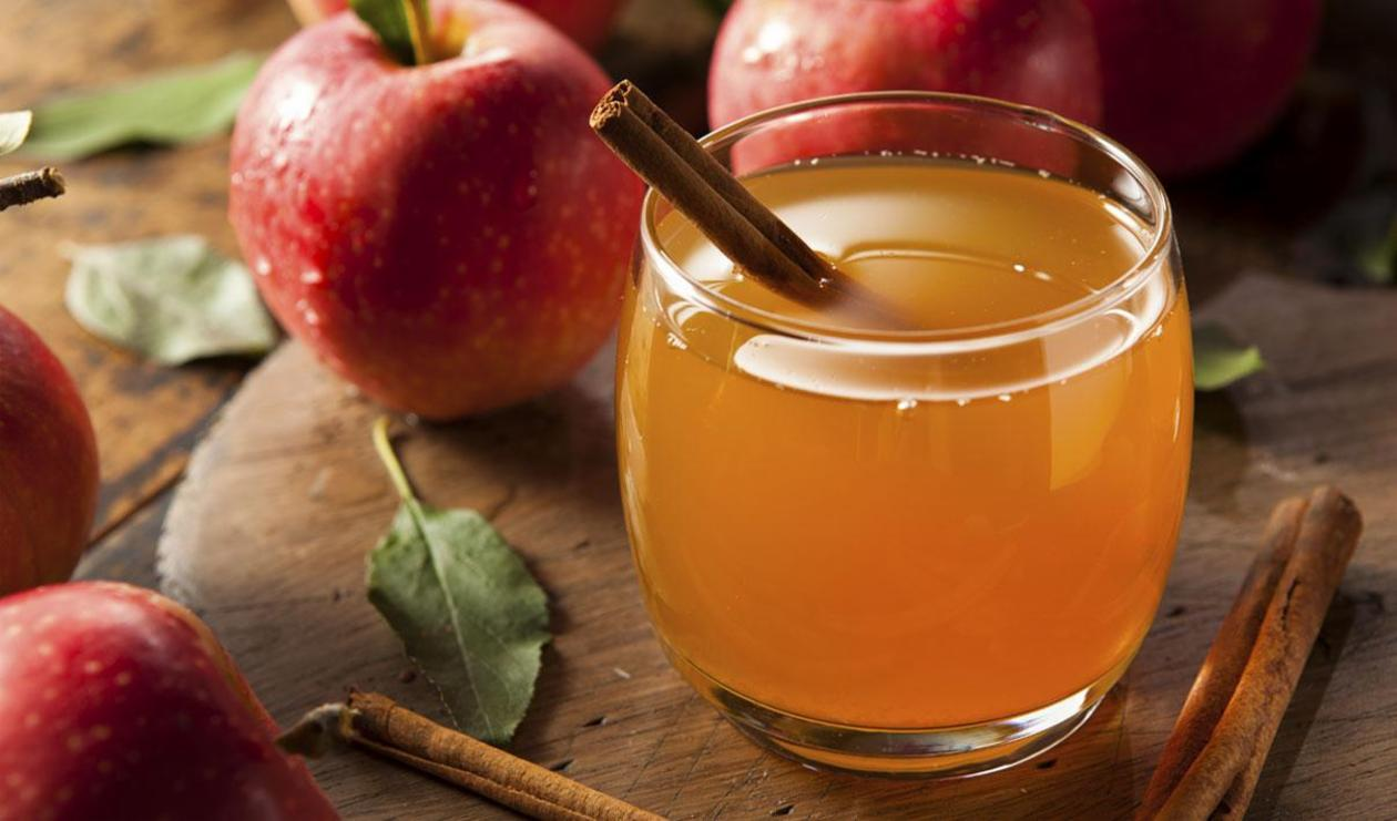 Apple Cinnamon Tea – recipe
