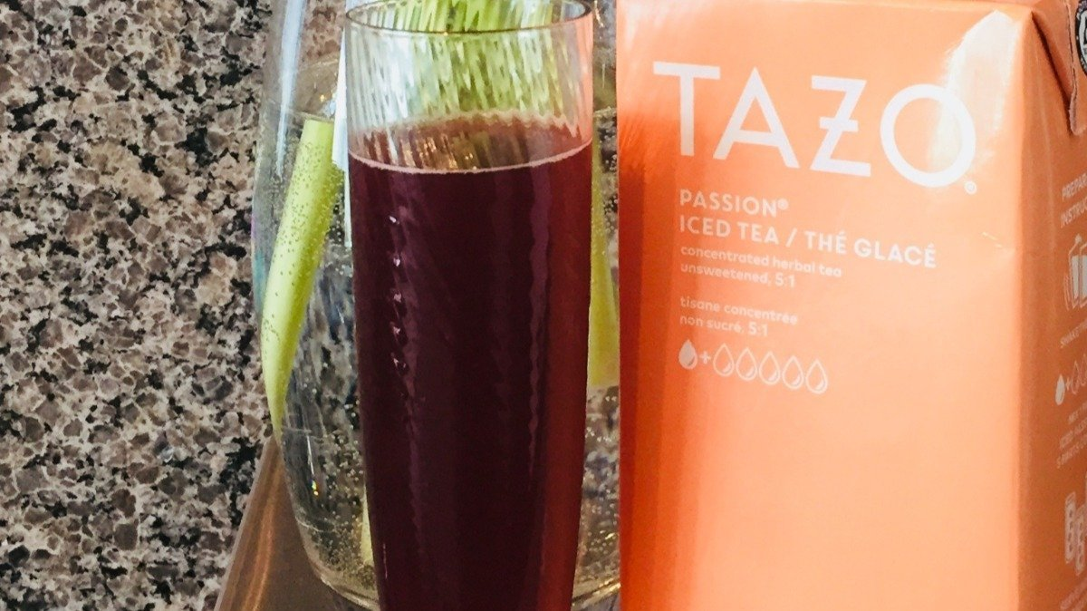 Bubbly Passion Cocktail  – recipe