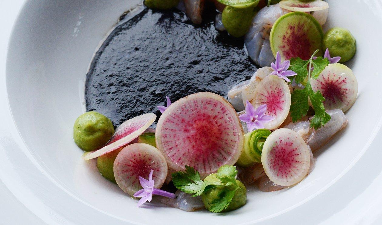 Classic Black Aguachile  – recipe