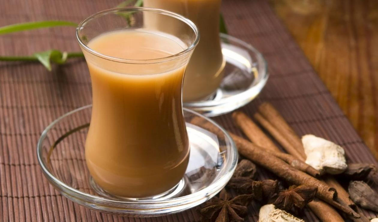 Creamy Chai Mango Tea – recipe