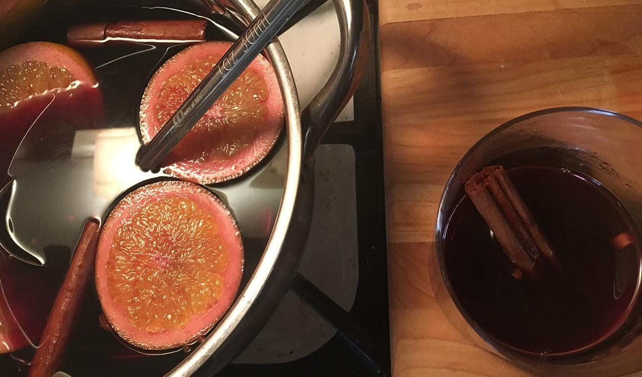 Gluhwein – recipe