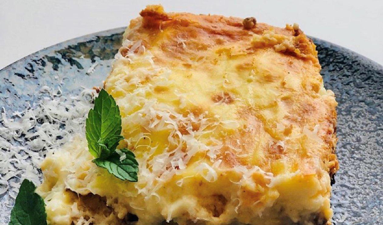 Pastitsio (Greek Lasagna)  – recipe