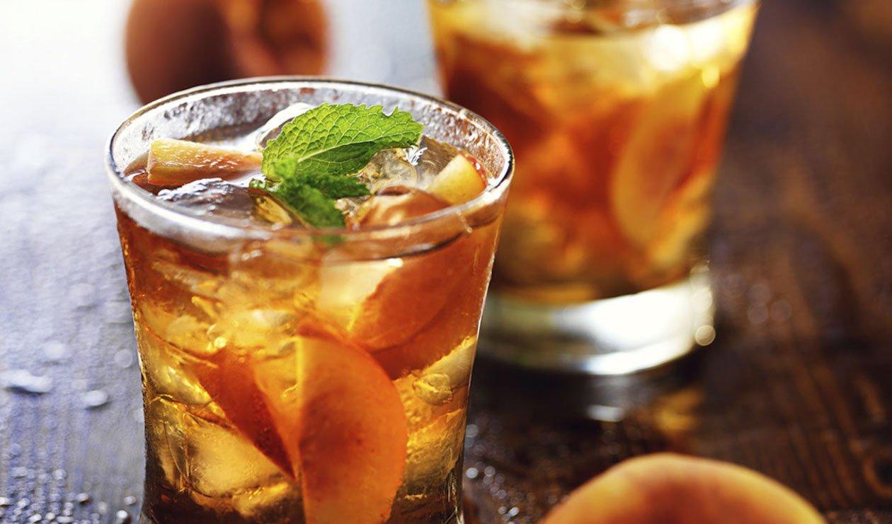 Peachy Tea Margarita – recipe