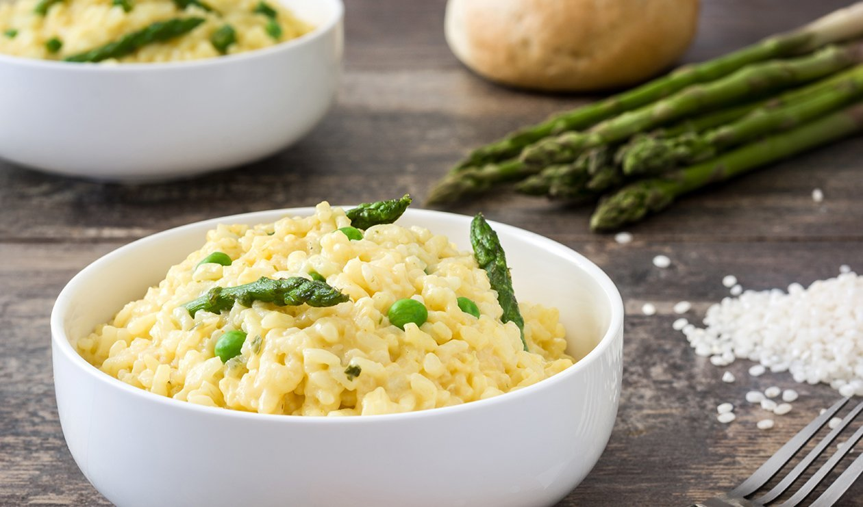 Risotto with Asparagus – recipe