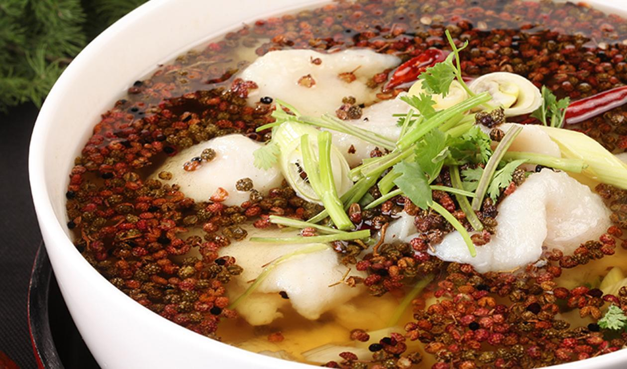 Sichuan Style Spicy Fish Stew – recipe