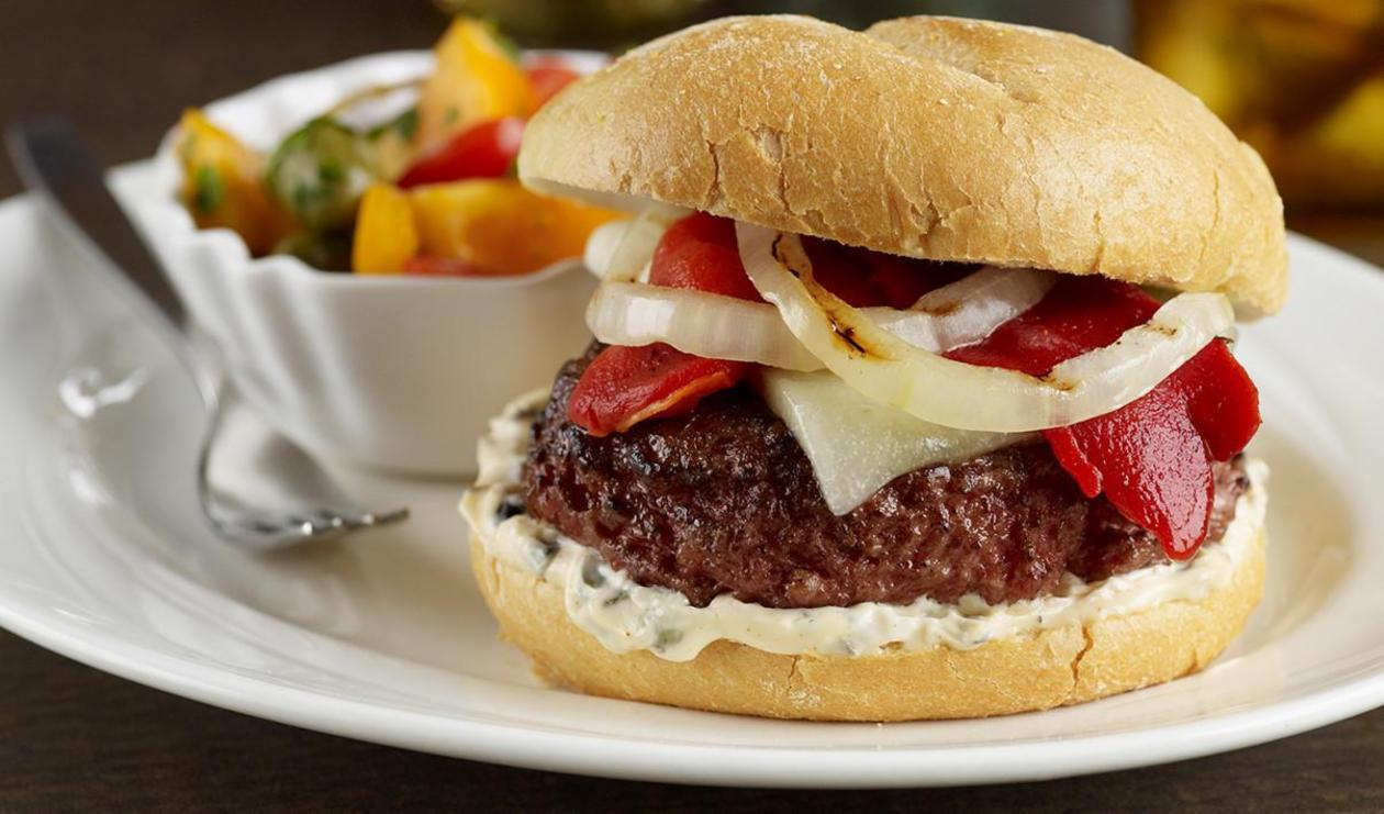 Spanish Burger – recipe