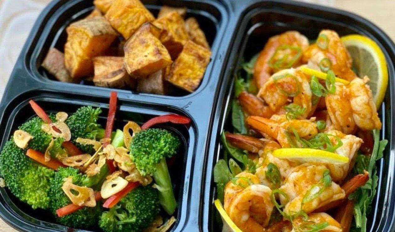 Spicy Creole Shrimp – recipe