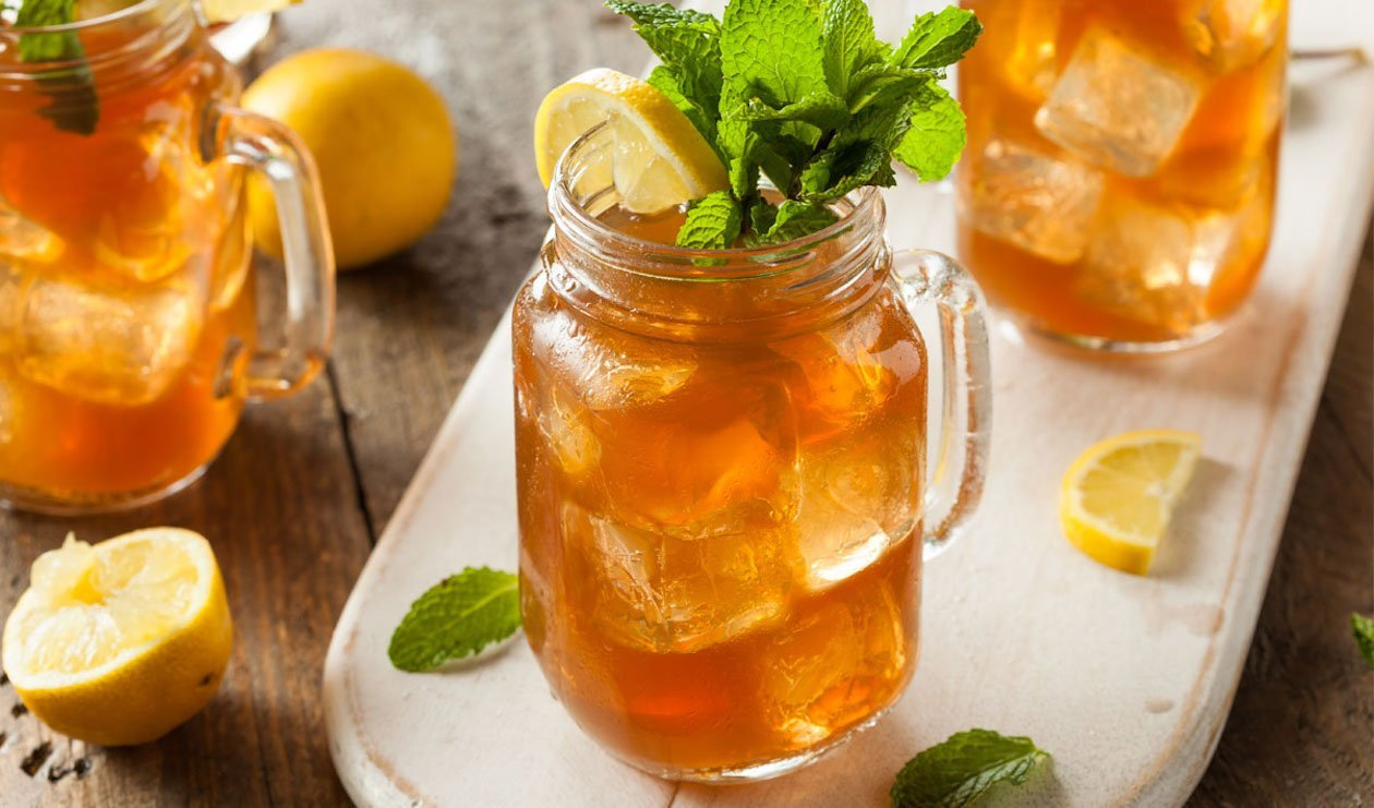 Tsunami Chai Iced Tea – recipe