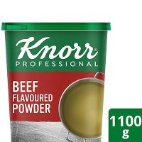 Knorr Beef Flavored Stock Powder (6x1.1Kg)