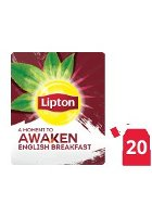 Lipton English Breakfast (16x20x2g)