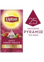 Lipton Exclusive Selection Juicy Forest Fruits Tea (6X25X1.7G)