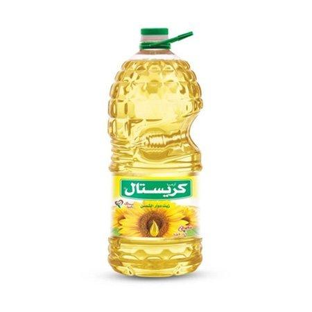 7 Liters Sun Flower Oil Crystal