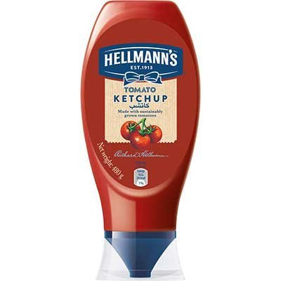 Hellmann's Table Top Ketchup (8x480g) -