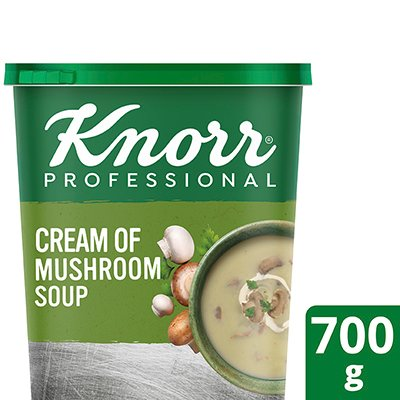 Knorr Cream of Mushroom Soup Powder (6x700g)