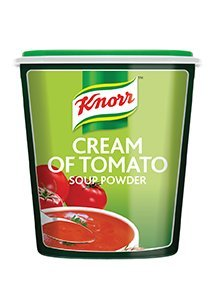 Knorr Cream of Tomato Soup Powder (6x800g)