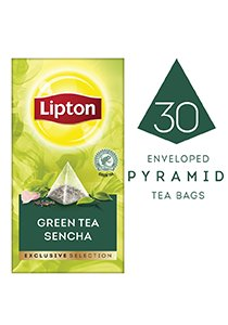 LIPTON Exclusive Selection Green Tea Sencha (6x30x1.8g) -