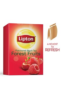 LIPTON Forest Fruits Tea (16x20x1.6g) -