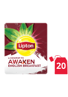 Lipton English Breakfast Black (16x20 teabags)