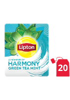 Lipton Green Tea Mint (16x20x1.5g)