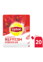 Lipton Herbal Infusion Hibiscus (16x20 teabags)