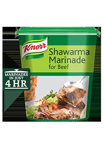 Knorr Beef Shawerma Marinade (6x750g)