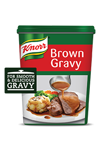 Knorr Brown Gravy Base (6x800g)