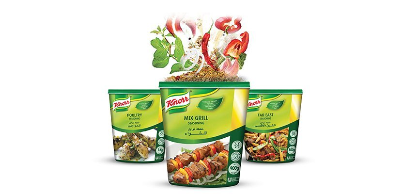 Knorr Mix Grill Seasoning (6x900g) - Ready made mix