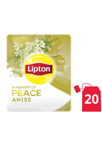 Lipton Herbal Infusion Anise (16x20 teabags) - Lipton Herbal Teas are designed to lift each employee's mood