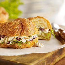 Champion Chicken Salad Croissant