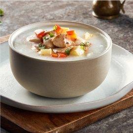 Cream of Chicken and Potato Soup