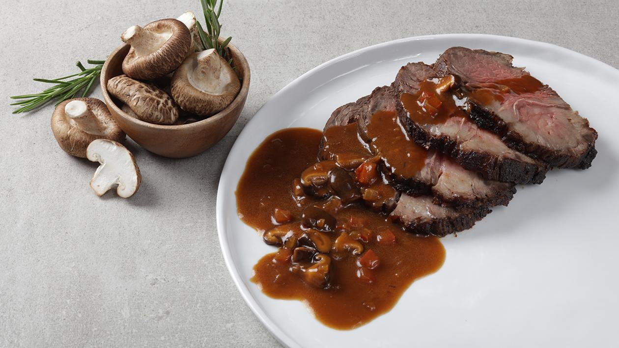 Balsamic Hunters Gravy