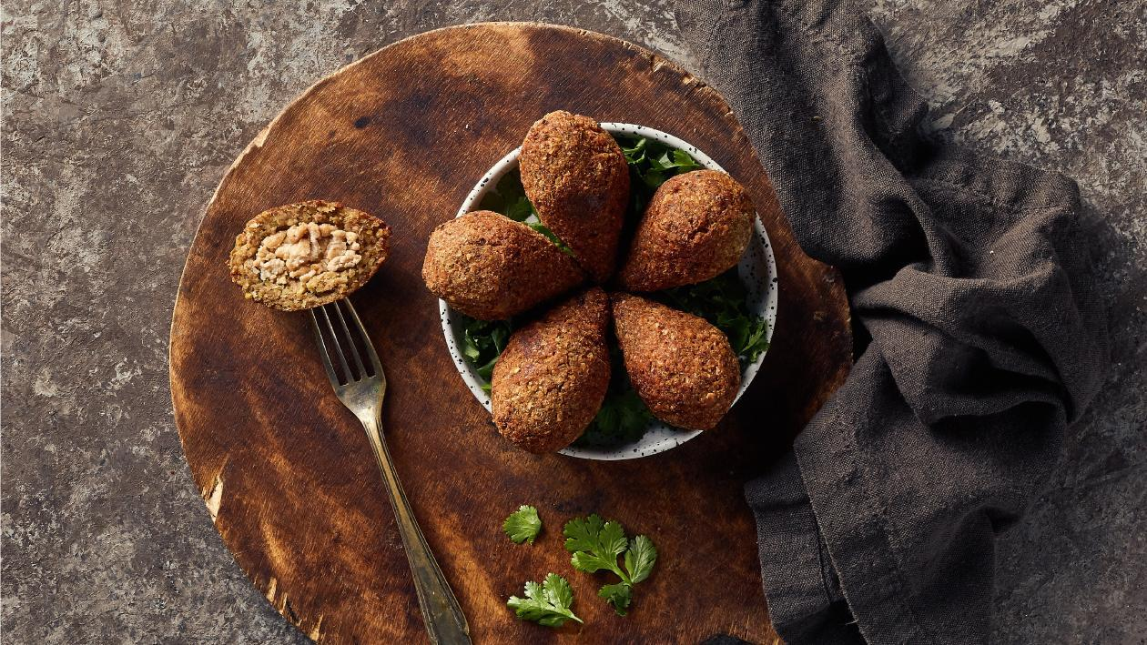 Chicken Kibbeh